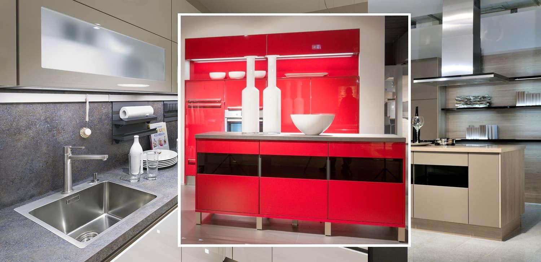 Küchenstudio Bernd Handel - Küchen, Kochinsel,Downaire